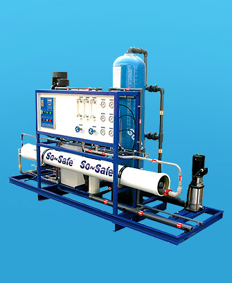 Brackish Water RO Purifier Supplier Dubai