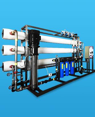 Brackish Water Reverse Osmosis Plants Dubai