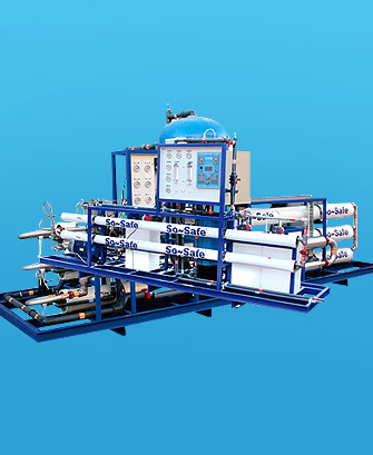 Sea Water RO Purifiers Dubai