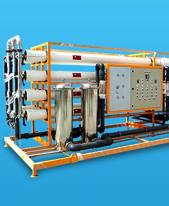 Seawater RO Plant Dubai