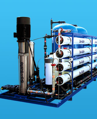 Brackish water RO systems Dubai