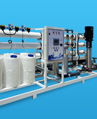 Brackish Water RO Plant Dubai