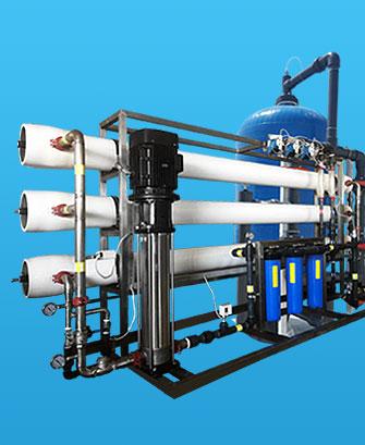 Brackish Water Industrial RO Plants Dubai