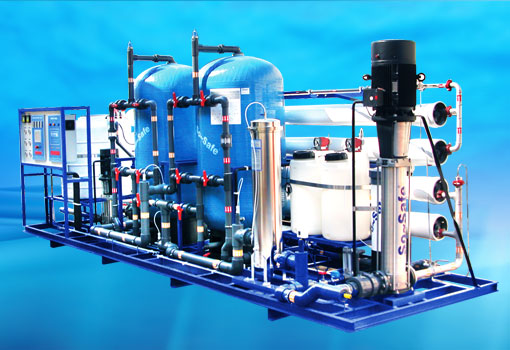 Industrial Brackish Water RO Purification Systems