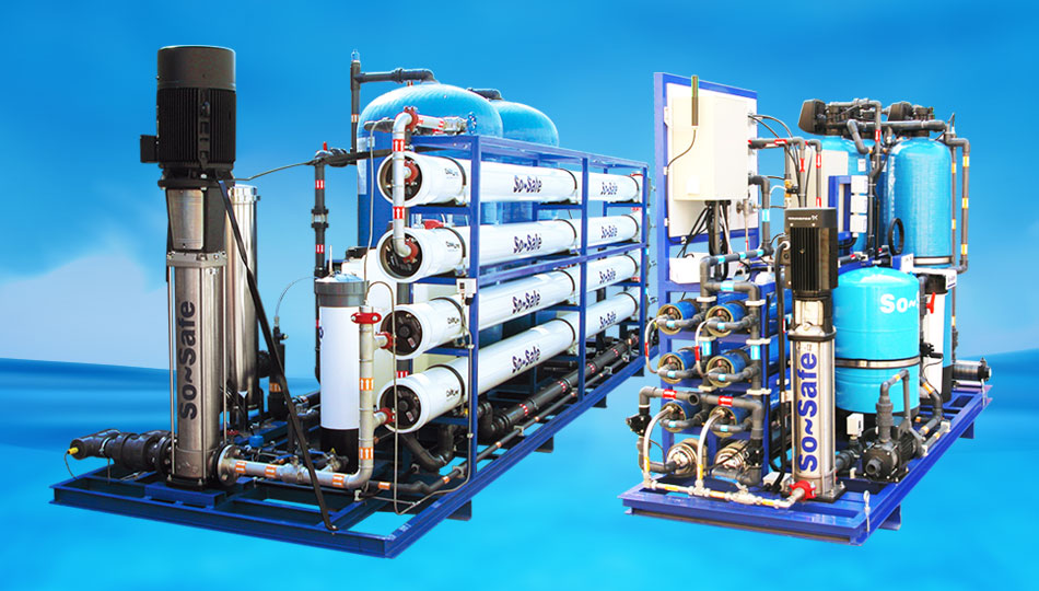 Industrial RO Water Systems Dubai