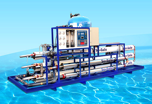 Seawater RO Purification Systems