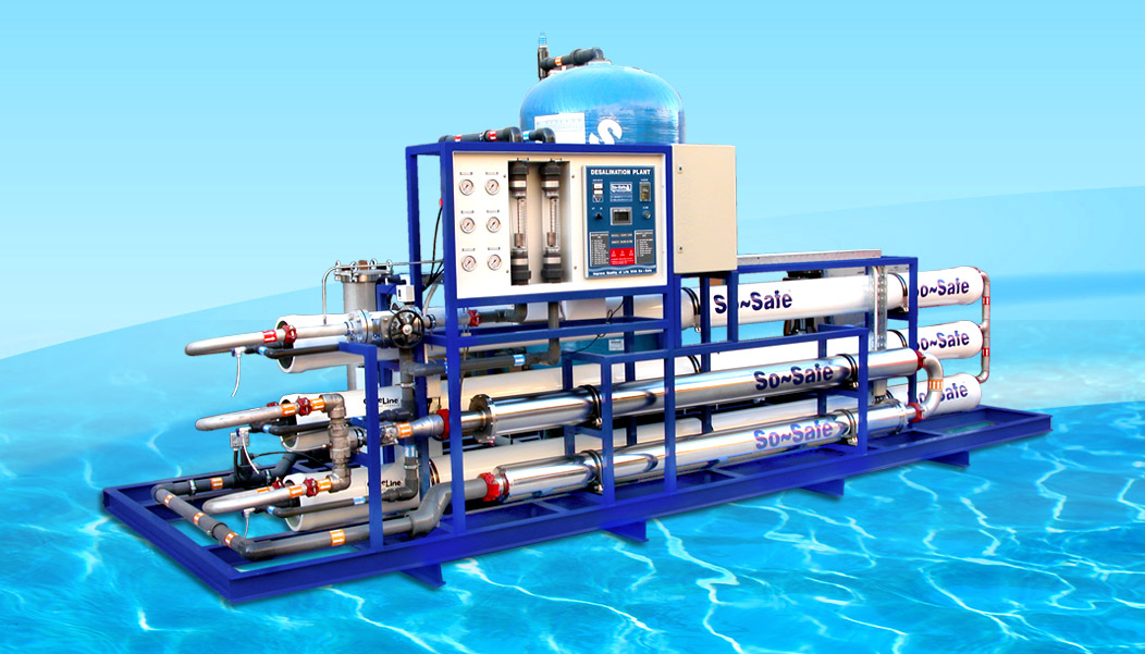Seawater RO Purification System