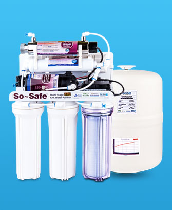 6Stage Drinking Water-Purifier Dubai