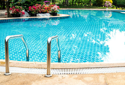Why is water filter system important for swimming pools?