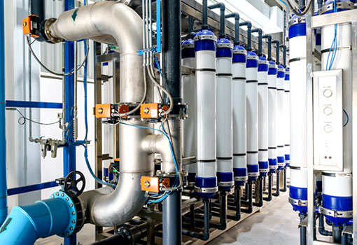 What is the Seawater Reverse Osmosis System?