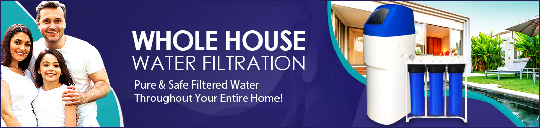 Whole House Water Filtration Dubai