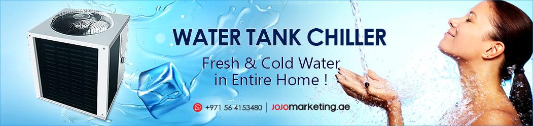 Water Tank Chiller, Water Cooler System Dubai